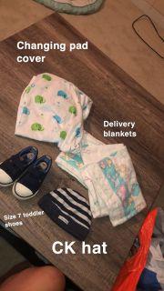 Misc baby items