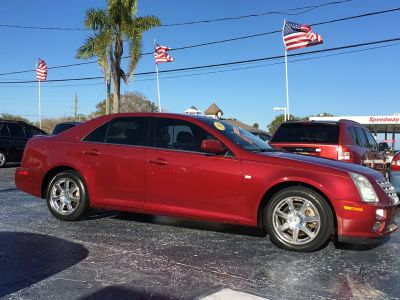 2005 Cadillac STS Base (Red)