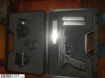 For Sale: XD45 Tactical