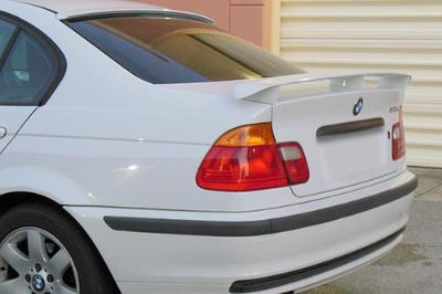 Purchase D2S B46S-W2-UNPAINTED - 99-05 BMW 3-Series Custom Style Rear Wing Spoiler motorcycle in Fort Lauderdale, Florida, US, for US $253.95