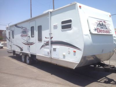 2006 DUTCHMEN DENALI TRAVEL TRAILER  31FT