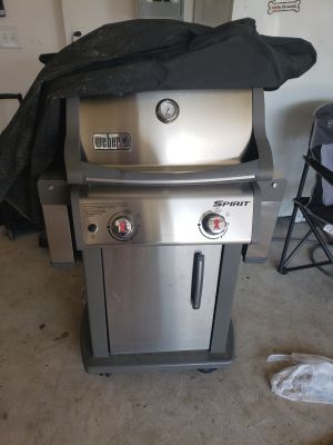 FREE natural gas grill