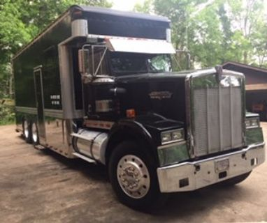 1984 Kenworth Toter Home with Custom Motorhome
