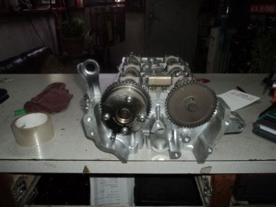 Find 06--11 KIA Sedona 3.8 CYLINDER HEAD LEFT motorcycle in West, Texas, United States, for US $295.00