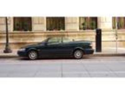 2000 Saab 9-3 convertible 2dr Convertible for Sale by Owner