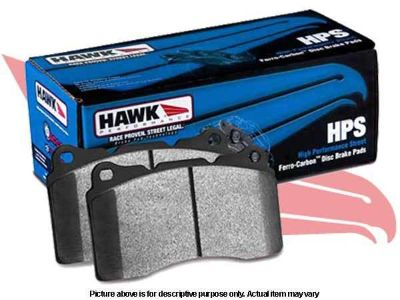 Sell HAWK BRAKE PADS INTEGRA TYPE-R LEGEND NSX RL TL VIGOR ACCORD CRV PRELUDE ODYSSEY motorcycle in Brea, California, US, for US $67.60