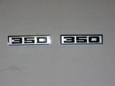 Buy 70 71 72 El Camino 350 Fender Emblem motorcycle in Placentia, California, US, for US $49.00