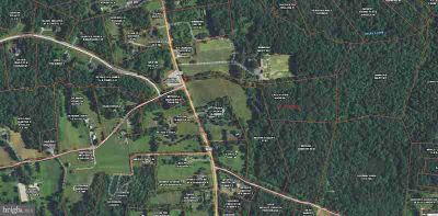 22500 Aquasco Rd Aquasco, All wooded 11+ acre flag lot