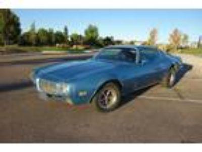 1972 Pontiac Firebird 5.7L