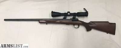 For Sale: Browning T-Bolt .22 With Scope