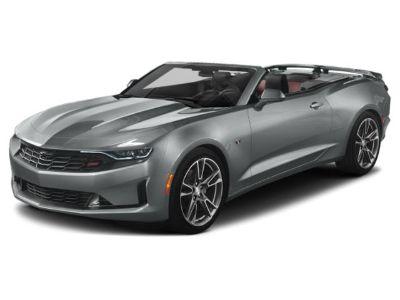 2019 Chevrolet Camaro SS w/1SS (Shadow Gray Metallic)