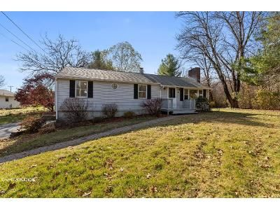 3 Bed 1 Bath Foreclosure Property in Tolland, CT 06084 - Metcalf Rd