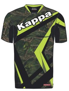 Find Can-Am Kappa Combat Tech Short Sleeve Jersey - Vert/Green motorcycle in Sauk Centre, Minnesota, United States, for US $44.99