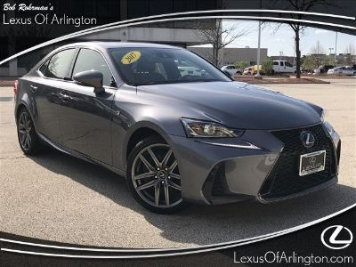 2017 Lexus IS (Nebula Gray)