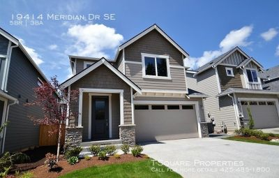 Available Soon! Beautiful New Construction Fantastic Bothell Neighborhood!