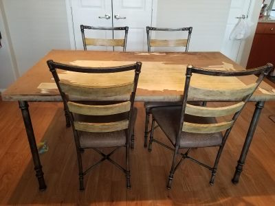 Project Dining Table