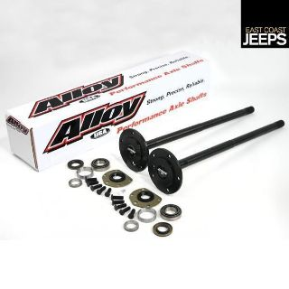 Sell 12126 ALLOY USA 1-Piece Rear Axle Shaft Conver Kit, 82-86 Jeep CJ7 & CJ8 motorcycle in Smyrna, Georgia, US, for US $251.48