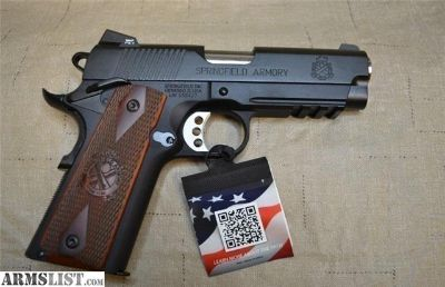 For Sale: GREAT NIB SPRINGFIELD 1911 LW CHAMPION OPERATOR 45ACP 4