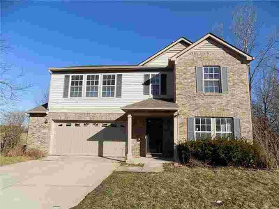 7326 Wood Duck Court Indianapolis Four BR, Spacious two story
