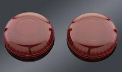 Find Kuryakyn Replacement Turn Signal Lenses (2267) Red Fits most Yamaha Models motorcycle in Hartford, Connecticut, US, for US $9.99