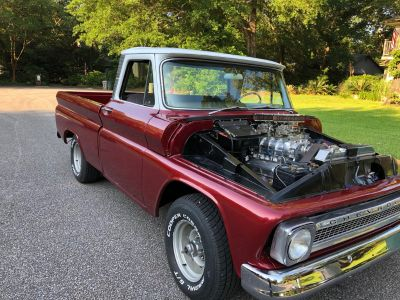 1966 Chevy C-10 Short Wheel Base