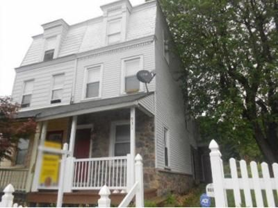 5 Bed 1.5 Bath Foreclosure Property in Allentown, PA 18103 - S 4th St