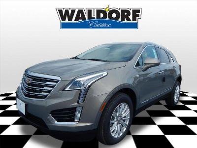 2019 Cadillac XT5 FWD (bronze dune metallic)