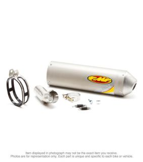 Sell New FMF Slip-On Exhaust Aluminium Powercore 4 for 2009-2011 Polaris RZR-S 800/4 motorcycle in Ashton, Illinois, US, for US $349.99