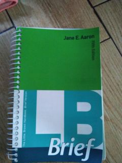 LB Brief used at PSC for English comp