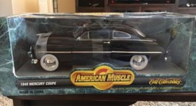 Ertl 1949 Mercury Coupe