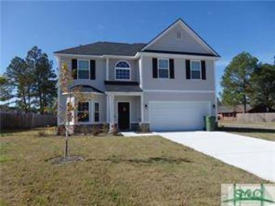 1357 Poplar Circle Fort Stewart Four BR, Spectacular Family Home