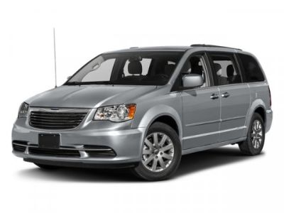 2016 Chrysler Town & Country Touring (True Blue Pearlcoat)