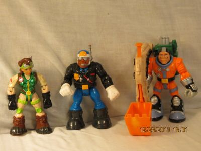 Fisher Price Rescue Rangers