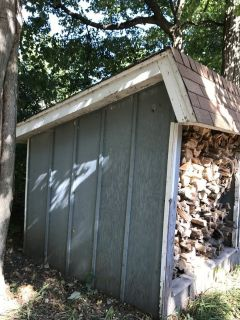 Dry Firewood: 1.5+ FULL CORD (at least 4+ face cords)