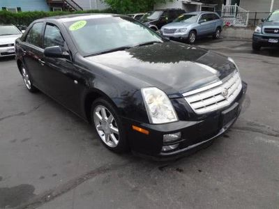 2005 Cadillac STS Base (Black Raven)