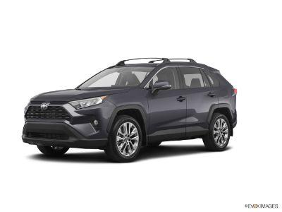 2019 Toyota RAV4 XLE PREMIUM (Magnetic Gray Metallic)