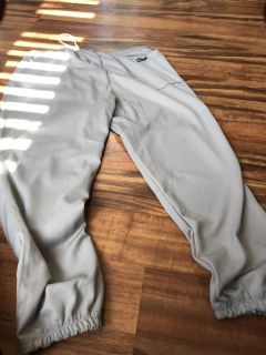 New adult small softball pants