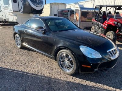 2002 Lexus SC430 hard TOP CONVERTIBLE