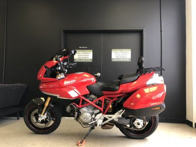 2006 DUCATI MULTISTRADA MTS1000s DS UNLEADED GAS