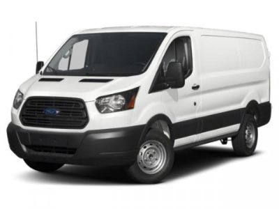 2019 Ford Transit-250 w/Sliding Pass-Side Cargo Door (Oxford White)