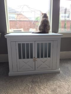 Pet Crate - Side Table
