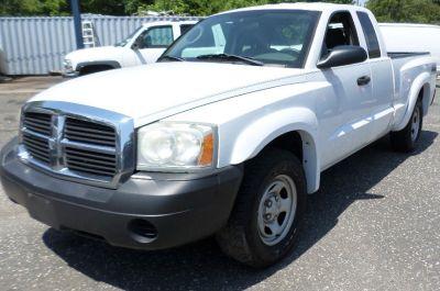 2006 Dodge Dakota ST (Bright White)