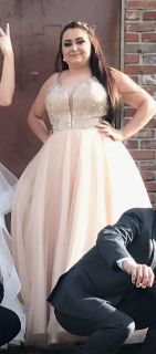 Beautiful Prom Dress - Serious inquires only please