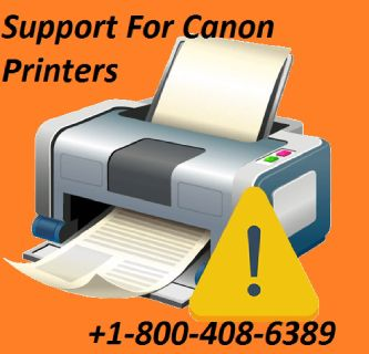 Canon Printer Support 1-800-408-6389 will keep your printer good