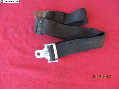 bay window bus lap seat belt #78