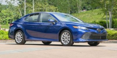 2019 Toyota Camry LE (Brownstone)