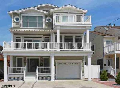 213 S 3rd st Street Brigantine, Beach block in with 3