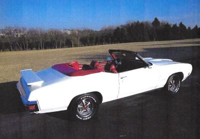 Pontiac GTO Convertible for Sale