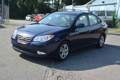 2009 Hyundai Elantra GLS (Regatta Blue)
