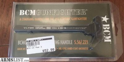 For Sale: BCM Gunfighter Charging Handle for AR-15
